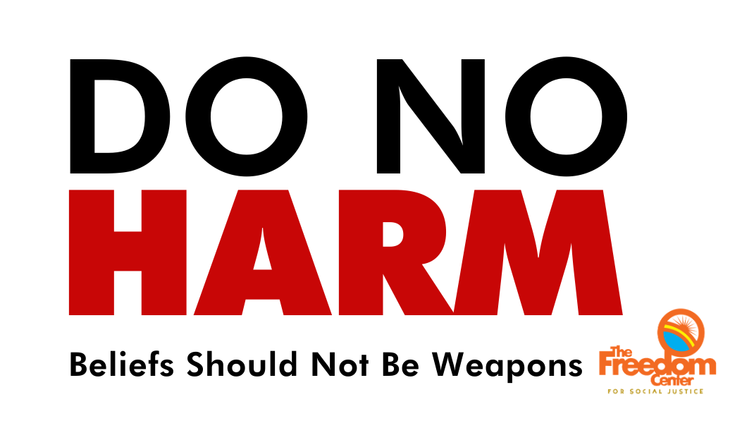 Do No Harm Campaign